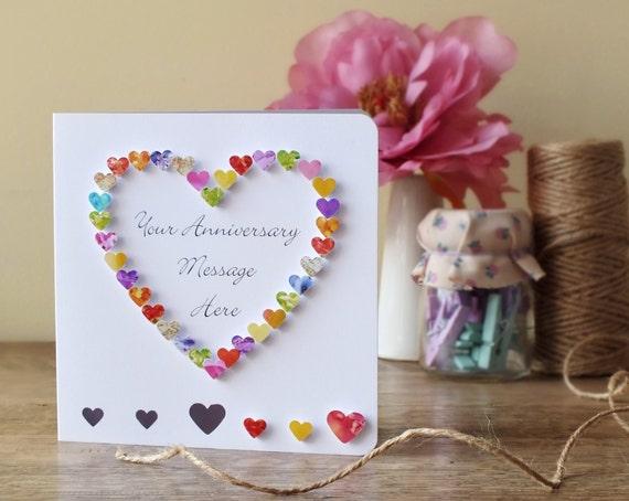 Homemade anniversary card ideas for boyfriend homemade anniversary
