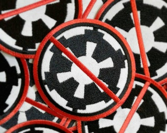"""Star Wars """"No Empire"""" Patch"""