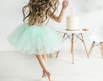 Girls Signature  Tulle Skirt- ALL COLORS