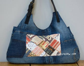 782 Melissa Quilted Bag PDF Sewing Pattern