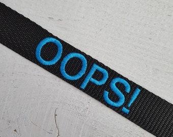 Oops! UTV Winch Strap Pull