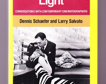 Masters of Light / Conversations with Contemporary Cinematographers / Paperback / SHIPS in a BOX