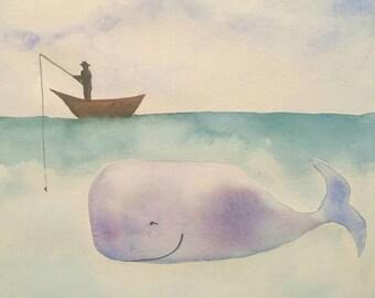 Fishing the Friendly Seas