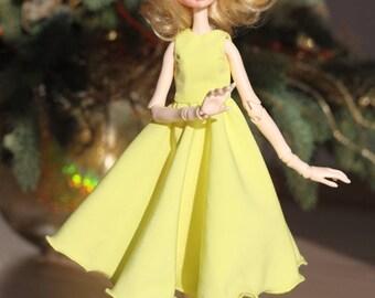 Dress for baby Doll Chateau bjd doll b-05/b-06 body