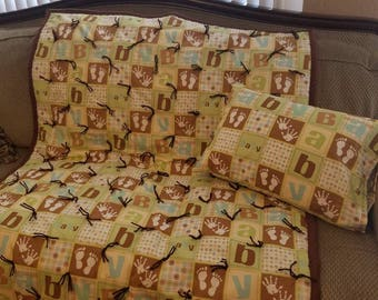 Welcome Baby Quilt
