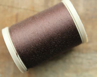 Heavy Duty Thread - Dark Brown
