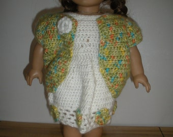 18 inch doll-Summer outfit