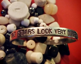 Bowie - Space Oddity bracelet
