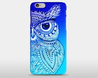 Owl In The Night iPhone 8 case iPhone 8 Plus case, iPhone 6 case iPhone 6S case, iPhone 7 case, iPhone 7 Plus case S6 case, S7 case, S8 case