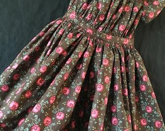 Civil War Childs Dress (custom made)