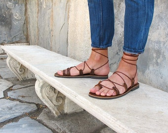 Men's Puzzle Sandal_m Flat Sandal