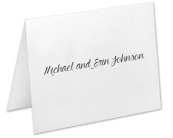 Personalized Wedding Notecards, Guest Favors & Stationery Sets | The Enchanted Envelope
