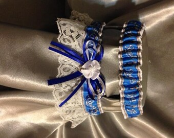 Kansas City Royals Garter Set