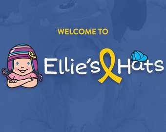 Purchase a hat and donate one to Children with Cancer