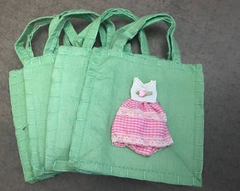 Girl Gift Bags for Baby Showers