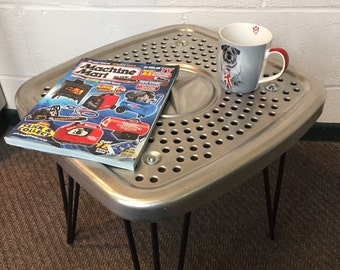 Mercedes side table