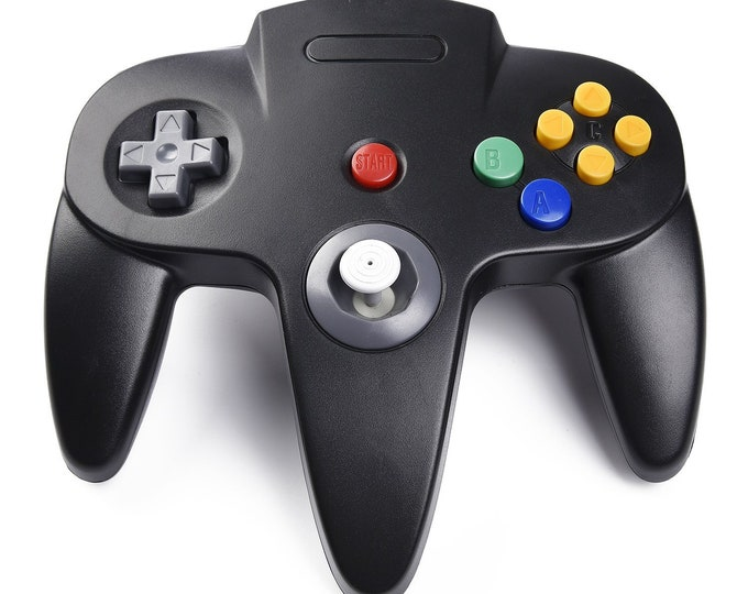 Nintendo 64 N64 Style Controllers - Extras for our Retropie Game Systems