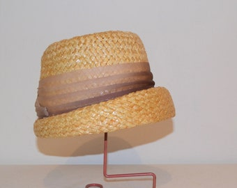 1940's Beach Party Flapper Girl Hat