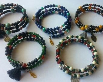 bracelets fil mémoire