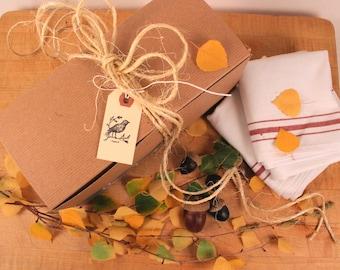 Lemon Bird EXTRA LARGE Gift Box Wrapping