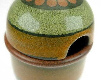 Sugar Bowl ceramics Kmk Kupfermühle Lima germany