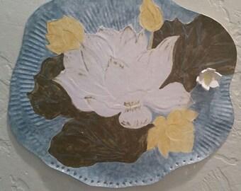 Lotus Earring Tree