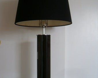 Vintage,Mid Century,Modern Lucite Table Lamp
