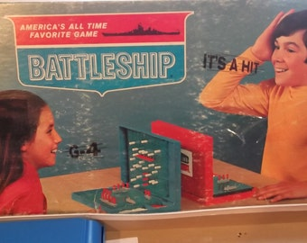 1971 Battleship Game