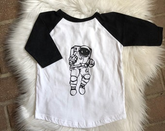 Astronaut in Space T-shirt