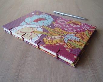 Bullet Journal | Floral Journal | Dot Grid Notebook | Floral Bullet Journal | Hard Cover Journal | Dot Grid Journal