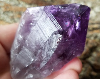 Amethyst Crystal Point, Amethyst Large Point, Amethyst point natural, Large Amethyst Point
