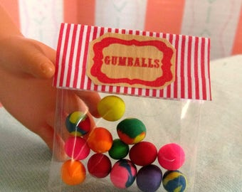"""American Food 18"""" Girl Doll Candy Gumballs 18 Inch Doll Candy Shop, Doll Accessories Mini Doll Candy"""