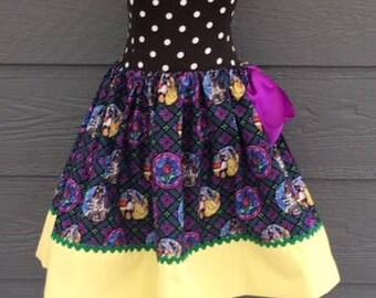 Beauty & the Beast Skirt, Womans Skirt, Belle Cosplay Skirt