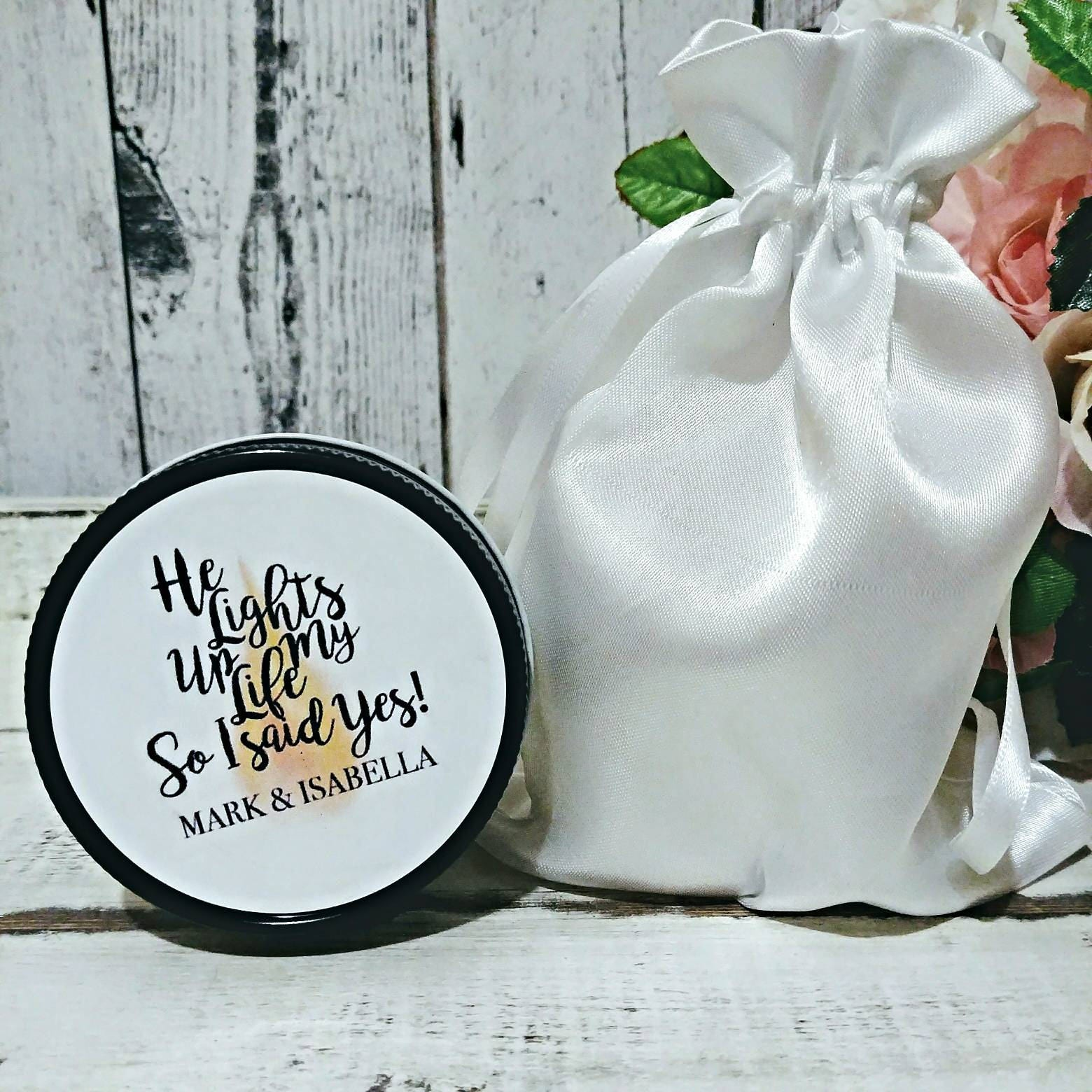 Engagement Party Favors - Engagement Favors - Bridal Party Favors ...