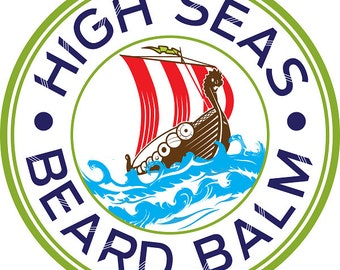 High Seas Beard Balm