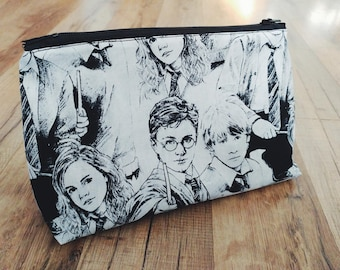 Harry Potter Makeup Bag