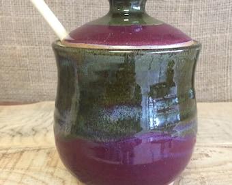 Vineyard Honey Pot