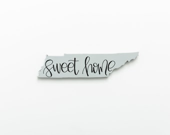 TN | Sweet Home Wood Wall Art