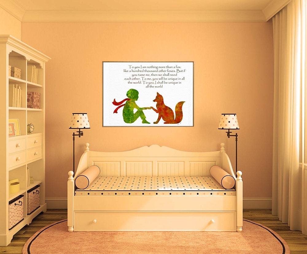 Little prince wall art, Baby Quotes, Wall Art Prints, Nursery Wall ...