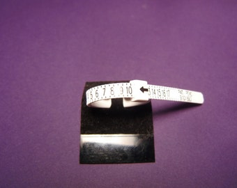 Adjustable Ring Sizer - Reusable Ring Sizing Tool -Ring Sizer - I Will Refund Cost if you Purchase a Ring
