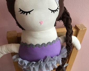 Mermaid Doll - Ready to Ship