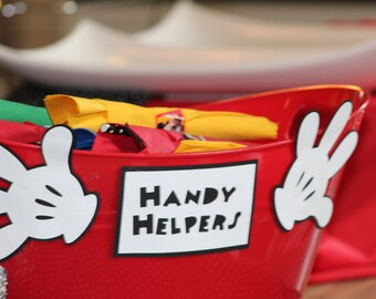 Mickey Mouse Clubhouse Handy Helpers