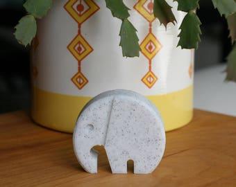 3D Printed Danish Modern Elephant