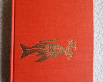 Gold and Gods of Peru by Hans Baumann, HC, First Printing 1963 Illustrated