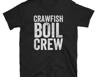 Crawfish Boil   Crawfish Shirt   Crawfish Party   Crawfish Boil Crew Shirt