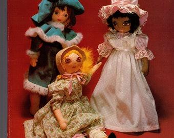 Cloth Doll Making Book