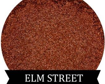 ELM STREET Copper Orange Eyeshadow Halloween Collection