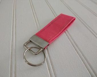 Mini Key Fob - Pink