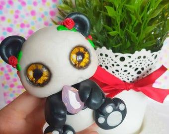 "Mignon Petit Panda "" Bouh """
