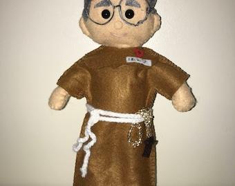 Build A Saint Felt Dolls